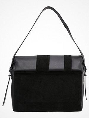 AllSaints CASEY Handväska black