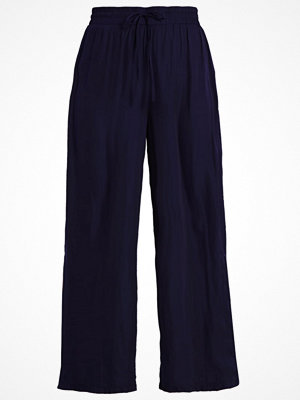 Freequent CAMILE  Tygbyxor navy
