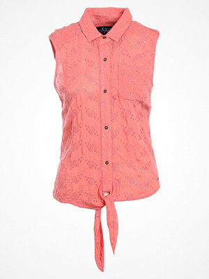Superdry SHIFFLEY Skjorta coral