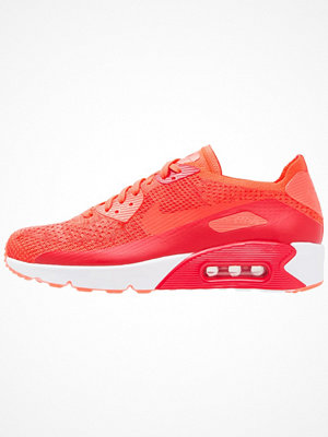Sneakers & streetskor - Nike Sportswear AIR MAX 90 ULTRA 2.0 FLYKNIT Sneakers bright crimson/white