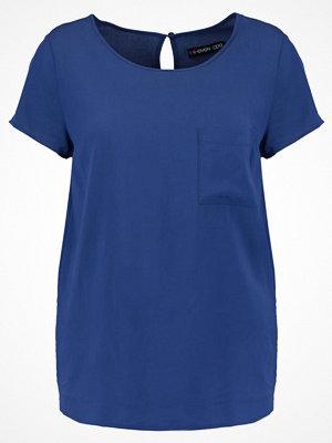 Even&Odd Blus dark blue