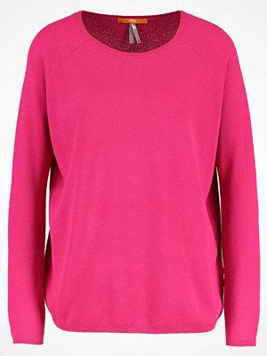 BOSS Orange WESSTYN Stickad tröja bright pink