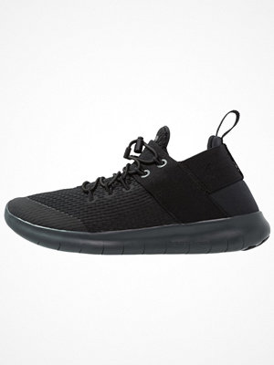 Sport & träningsskor - Nike Performance FREE RUN CMTR 2 Löparskor black/dark grey/anthracite