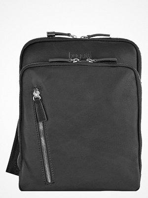 Väskor & bags - Bugatti SARTORIA Axelremsväska black