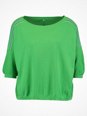 Benetton MAGLIA  Stickad tröja green