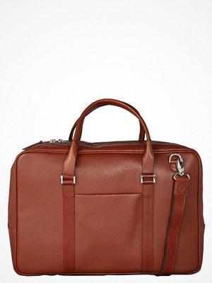 Väskor & bags - Royal Republiq AFFINITY Weekendbag cognac