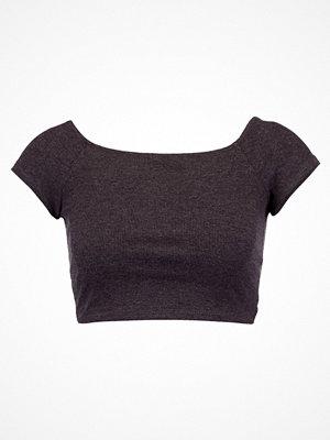 Even&Odd Tshirt bas grey melange