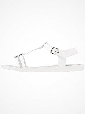 Tamaris Sandaler & sandaletter white/light grey
