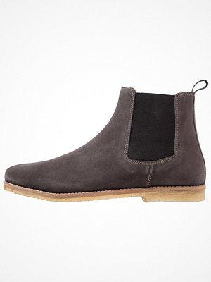 Boots & kängor - Topman EIGER CHELSEA  Stövletter black
