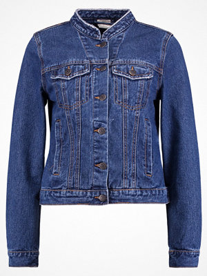 Selected Femme SFFIE Jeansjacka medium blue denim