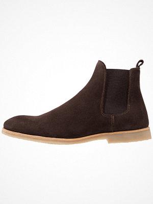 Boots & kängor - Zign Stövletter dark brown
