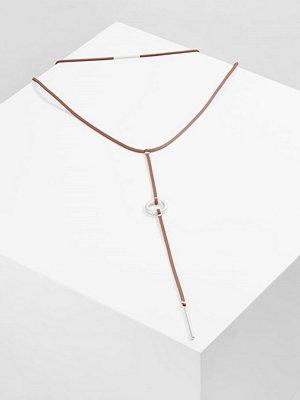 Smycken - Topshop FAB  Halsband brown