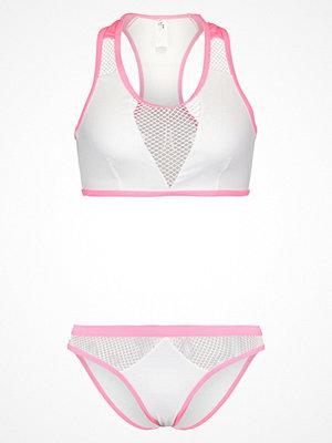 Even&Odd Bikini white/coral