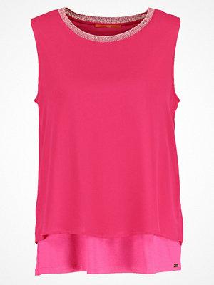 BOSS Orange TOPIA Blus bright pink