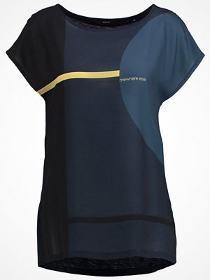 Opus SONI Tshirt med tryck sea ground