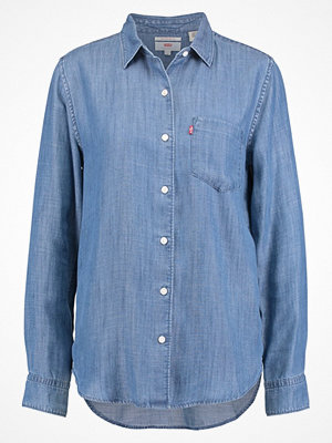 Levi's® SIDNEY BOYFRIEND Skjorta medium light wash