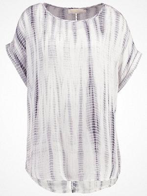 Cream TULA  Tshirt med tryck smoked pearl