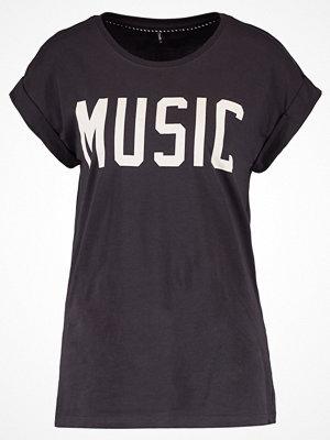 Only ONLGROOVY ROCK MUSIC Tshirt med tryck phantom