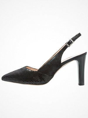 Caprice Klassiska pumps black