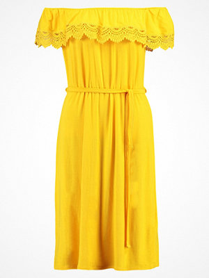 Anna Field Jerseyklänning spectre yellow