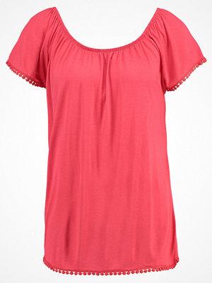 Anna Field Tshirt med tryck light red