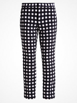 Banana Republic AVERY GINGHAM Tygbyxor midnight