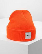 Mössor - Huf BOX LOGO Mössa safety orange