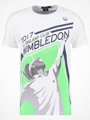 T-shirts - Polo Ralph Lauren Tshirt med tryck white