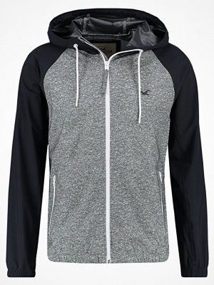 Jackor - Hollister Co. Tunn jacka black/heather grey