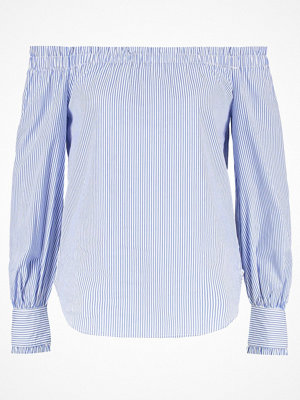 New Look STRIPE  Blus blue