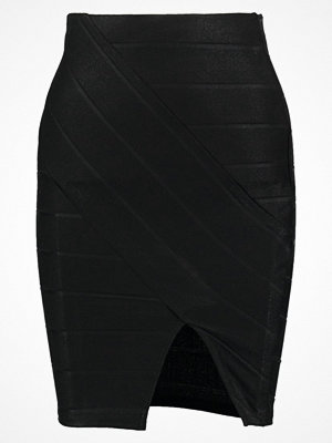 Miss Selfridge Pennkjol black