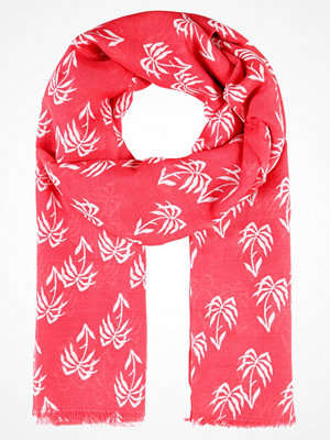 Halsdukar & scarves - Becksöndergaard POIPU Halsduk rouge red