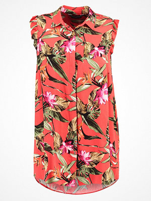 Dorothy Perkins Curve TROPICAL RUFFLE Skjorta multi bright