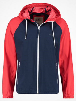 Jackor - Hollister Co. Tunn jacka red/navy
