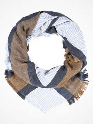 Halsdukar & scarves - Becksöndergaard EHUKAI Scarf medieval blue