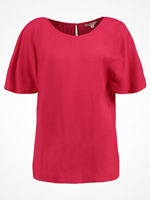 comma casual identity Blus pink