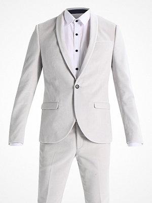 Kavajer & kostymer - Noose & Monkey POLLOCK Kostym ice grey
