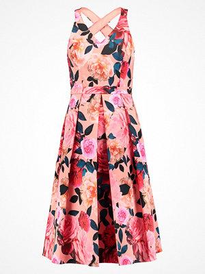 Festklänningar - Dorothy Perkins Cocktailklänning peach