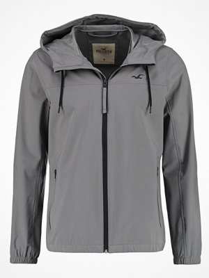 Jackor - Hollister Co. WINDBREAKER  Tunn jacka dark heather grey