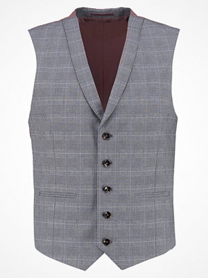 Västar - Burton Menswear London CHECK Väst grey