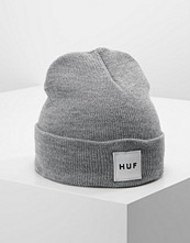 Huf BOX LOGO Mössa light grey heather