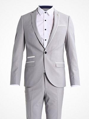 Kavajer & kostymer - Noose & Monkey EVERTON Kostym light grey