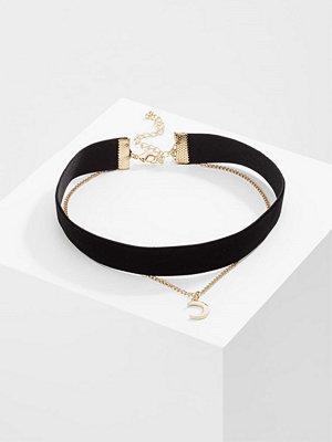 Smycken - Only TESS CHOKER Halsband black