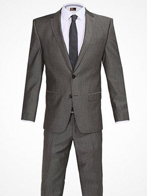 Kavajer & kostymer - Bugatti SLIM FIT Kostym braun