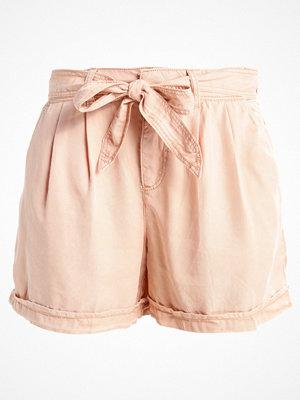 Shorts & kortbyxor - Vero Moda VMBE LESLEY Shorts cream tan