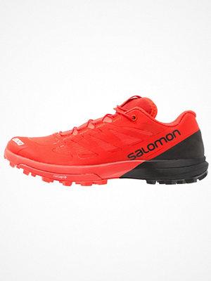 Sport & träningsskor - Salomon SLAB SENSE 6 SG Löparskor terräng racing red/black/white