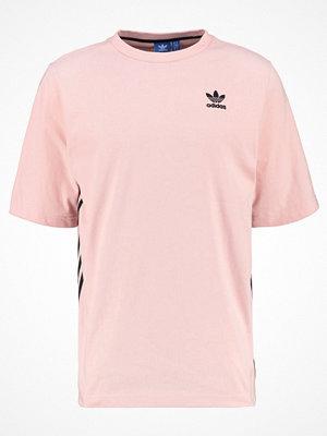 T-shirts - Adidas Originals BOXY Tshirt med tryck vappnk
