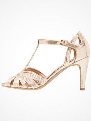 Anna Field Sandaler & sandaletter antique gold