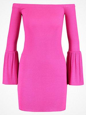 New Look TRUMPET SLEEVE Fodralklänning pink