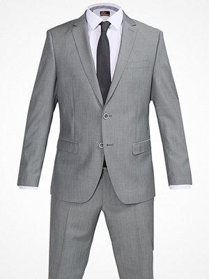 Kavajer & kostymer - Bugatti SLIM FIT Kostym hellgrau